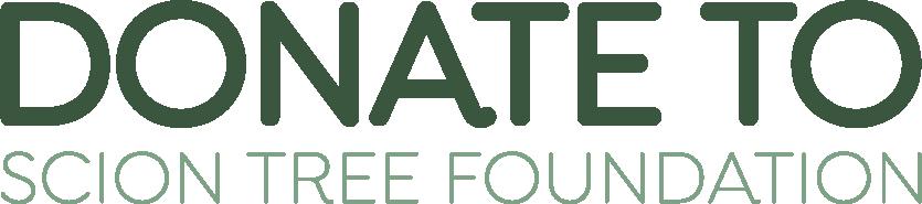 donate to scion tree foundation